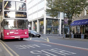 Newton Emerson: Allowing taxis in bus lanes does not stack up