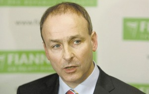 Michéal Martin: Brexit poses 'dramatic threat' to Republic