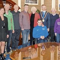 Lord Mayor of Belfast, Brian Kingston, launches IMC Belfast International Meeting
