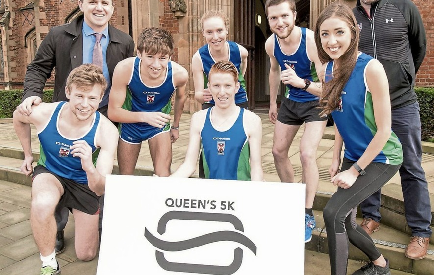 Queen's invites runners to Race Round the River