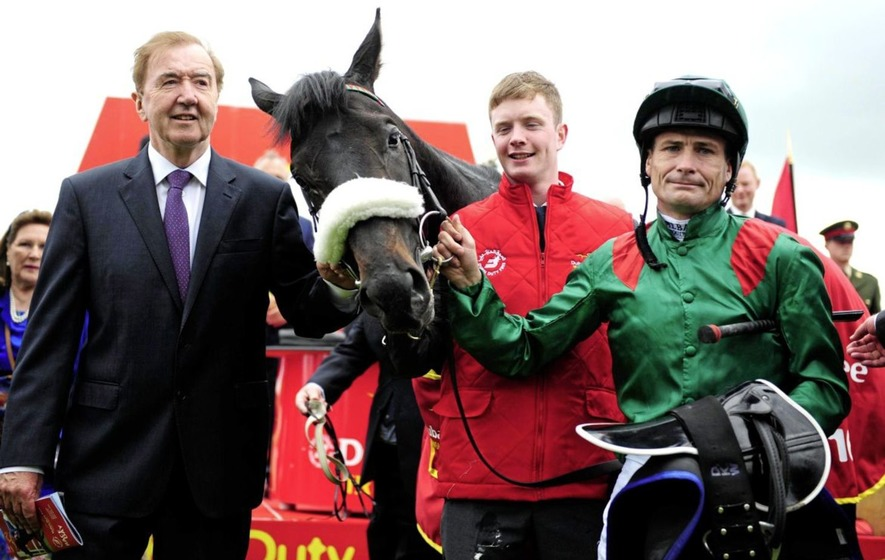 Pat Smullen can guide Political Policy to Dundalk victory