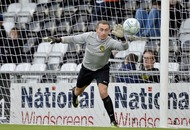 Carrick Rangers goalkeeper Brian Neeson confident he will be fit to face Ballymena United in League Cup decider