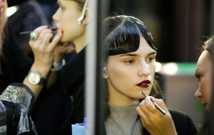 A day in the life of a professional makeup artist during London Fashion Week