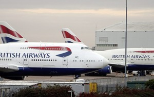 BA cabin crew launch fresh strikes over 'poverty' pay