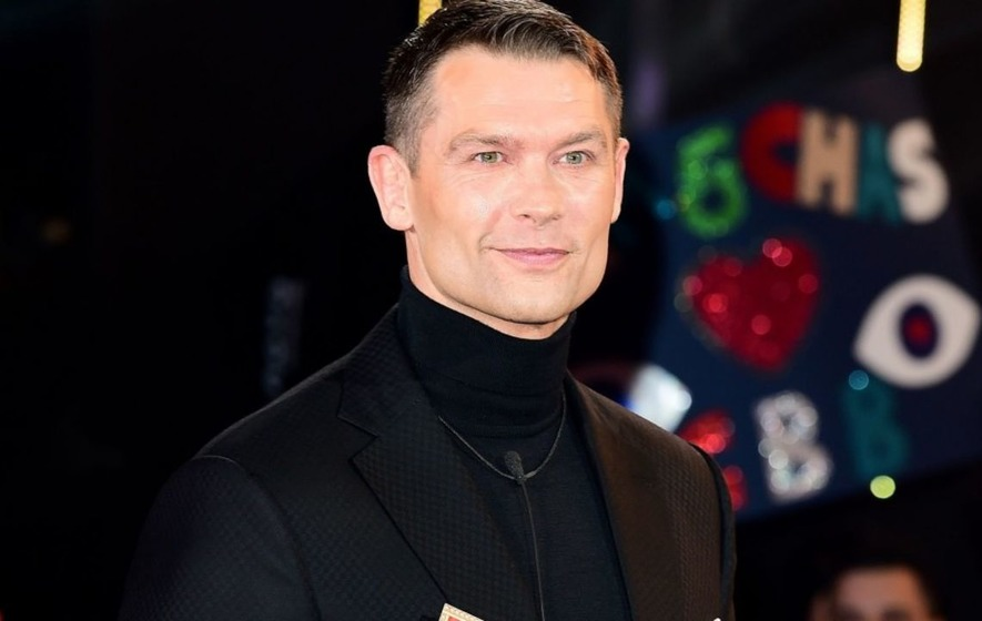Ex-EastEnder John Partridge on the soap's'relentless schedule as Danny Dyer takes time off