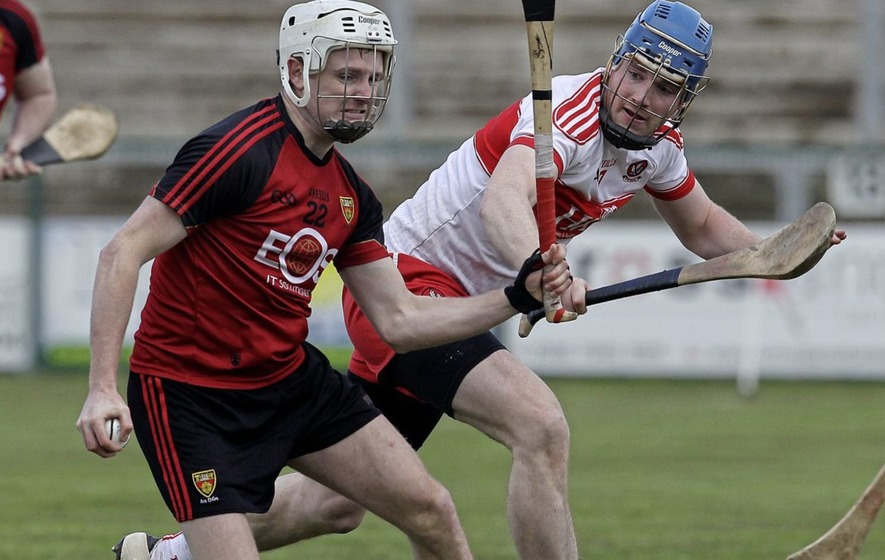Threadbare Derry up against it in Meath