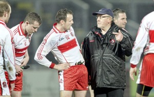 'Get me out of here'. John Brennan reflects on his two years in charge of Derry