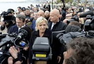 EU fraud office probe into finance of French far-right candidate Marine Le Pen