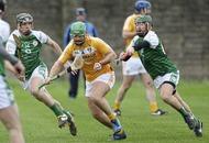 Antrim hurlers aim to build on win over London as they take on Carlow