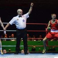 Canal club's Kurt Walker takes Irish boxing title as Joe Ward targets another European title after landing crown