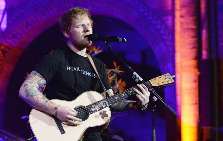 Viagogo condemned for reselling tickets to Ed Sheeran cancer charity concert