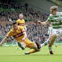 Celtic's James Forrest happy to win ugly after low-key victory over Motherwell