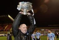 Sky Blues enjoy first Irish League Cup win