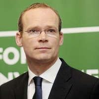 Fine Gael's Simon Coveney urges 'quick transition to new leadership'