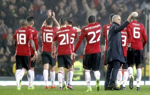Stats File: Manchester United v Southampton in the English Football League Cup final