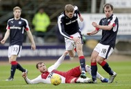 Rangers manager Graeme Murty offers no excuse for loss to Dundee