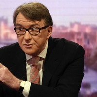 Watch Peter Mandelson tell Andrew Marr the House of Lords should not 'throw in the towel' over Brexit