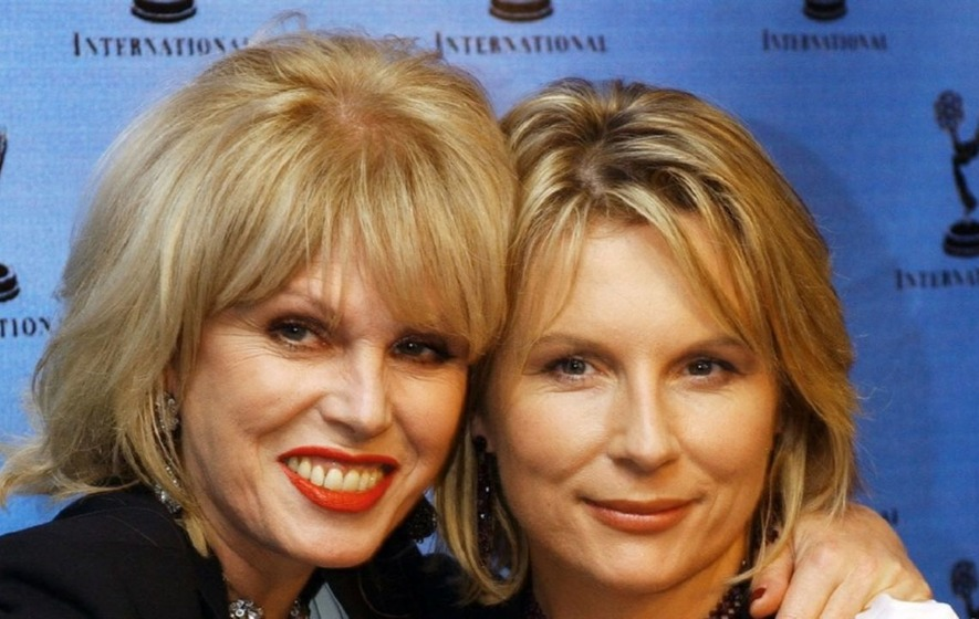 Video: Watch Jennifer Saunders and Joanna Lumley in Absolutely Fabulous in six different languages