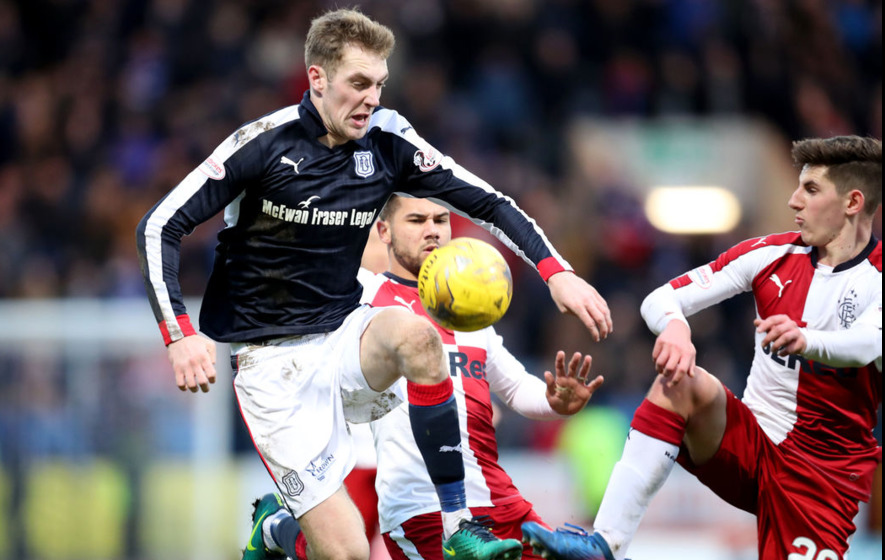 Rangers to step up their search for new boss and football director after defeat by Dundee