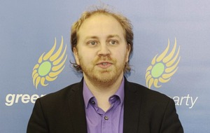 'Where the Green Party leads others follow' says Steven Agnew