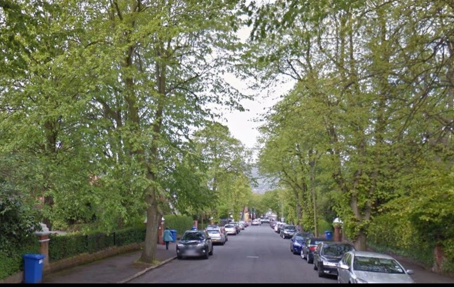 Man yanked out of car in south Belfast hijacking