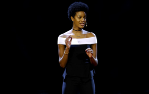 This model's TED talk on Black Girl Magic in the fashion industry is the most inspiring thing you'll see all day