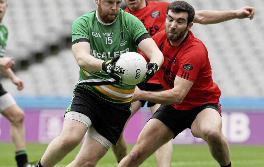 Rock GAA captain Tommy Bloomer proud of players after heartache of final defeat