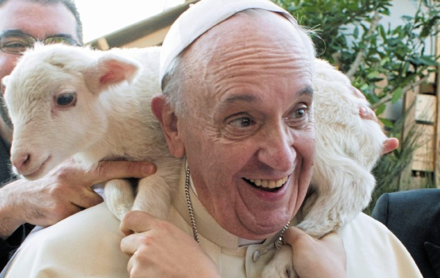 Take On Nature: Pope Francis and St Francis preach love of our common home