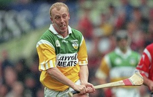 London's ex-Tipperary star Eoin Kelly follows in the footsteps of his famous uncles Jim and John Troy