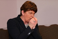 Arlene Foster too ill with 'man flu' for questions at DUP manifesto launch