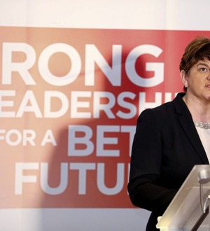 Unprecedented snub to media as DUP launches manifesto