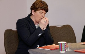 "Arlene Foster: ""I genuinely wasn't well' and was not avoiding pre-election media scrutiny"