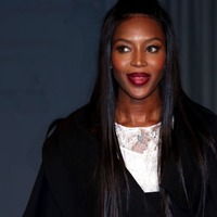 Naomi Campbell and Penelope Cruz dazzle at Burberry show