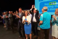 These Aussie politicians boogying to Daft Punk will be the cringiest thing you'll see all day