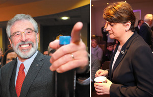 ANALYSIS: Arlene invokes Gerry Adams with her own version of Project Fear