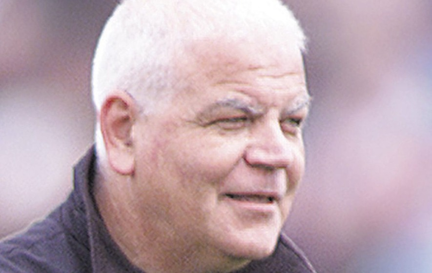 Back in the day: in The Irish News on Feb 22 1997: John Morrison quits as Antrim football manager