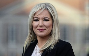 The political institutions of the Good Friday Agreement are unique, says Michelle O'Neill