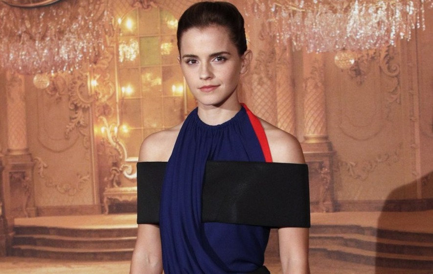 Emma Watson backs ethical fashion with designer dress made from recycled bottles