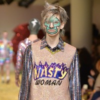 Ashish's London Fashion Week show was full of perfect anti-Trump messages