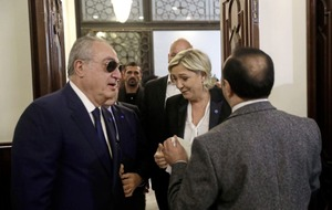 Marine Le Pen snubs meeting with Lebanon's grand Mufti after headscarf demand