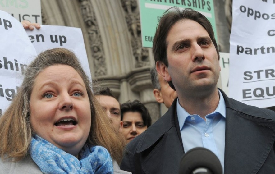 This is why the straight couple who want a civil partnership lost their Court of Appeal battle