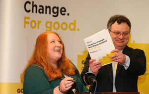 Alliance leader Naomi Long says cost of division is real government scandal