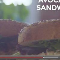 Video: Prawn and avocado sandwich