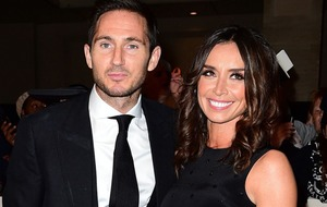 Frank Lampard and wife Christine spill the beans on their marriage