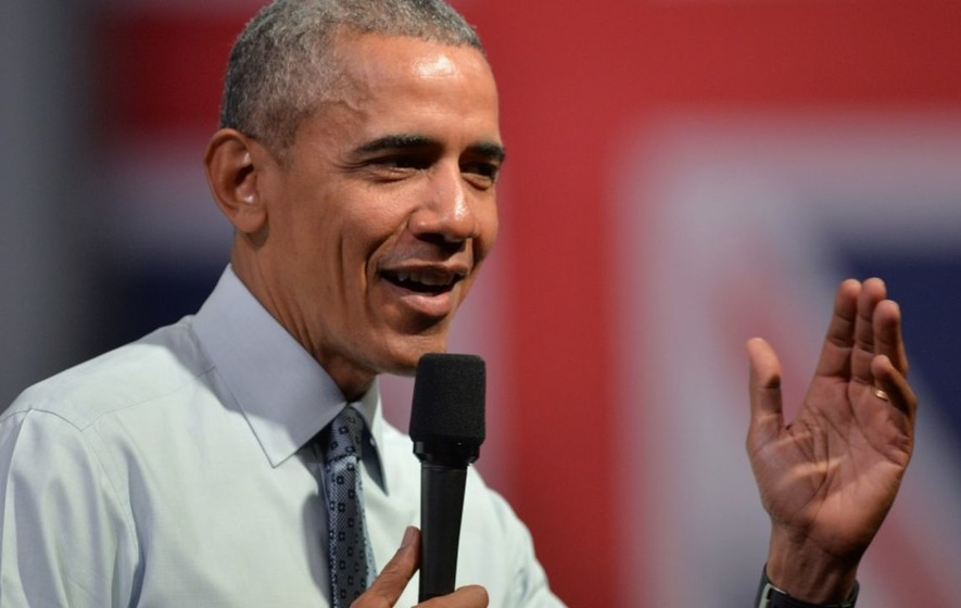 Barack Obama, Adele, Dolly Parton and Pearl Jam team up for charity album