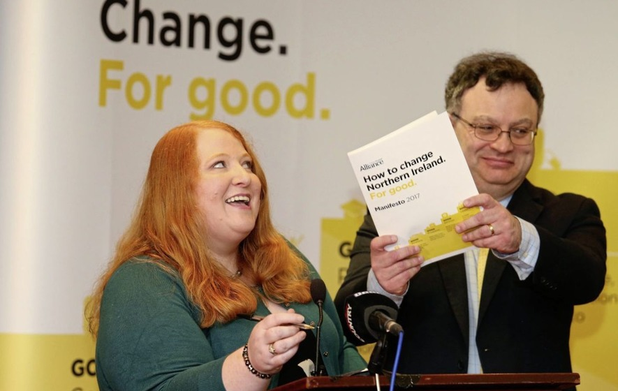 Alliance manifesto targets costly 'scandal' of division