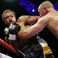 Tommy McCarthy not considered for vacant British crusierweight title shot