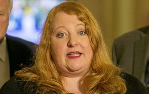 Alliance leader Naomi Long warns over rates crisis due to political stalemate
