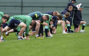 Ireland's Johnny Sexton not guaranteed to start RBS Six Nations clash with France