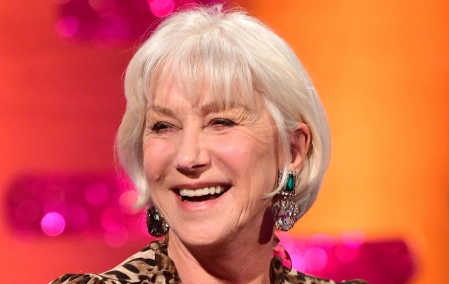Dame Helen Mirren pours praise on 'British phenomenon' writer Peter Morgan